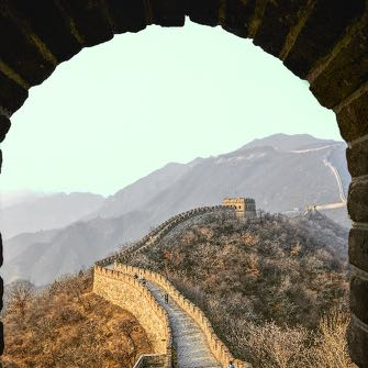 great-wall-of-china.jpg An ancient structure draped across the craggy hillside